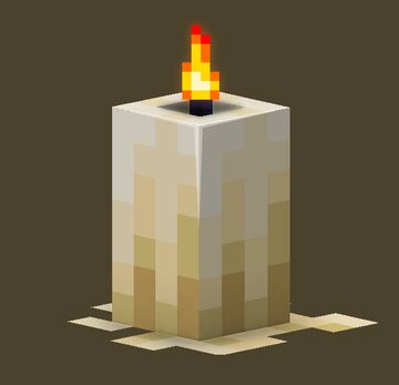 new candle Minecraft Texture Pack