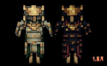 Spirits | Samurai Gear [1.8.9] Minecraft Texture Pack