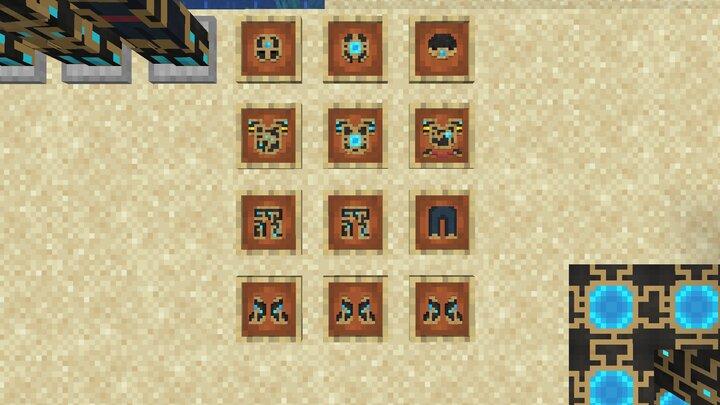 armor items