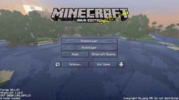 Juniors  Texture Pack (1.16) Minecraft Texture Pack