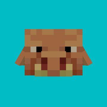 Human-eyed Piglins Minecraft Texture Pack