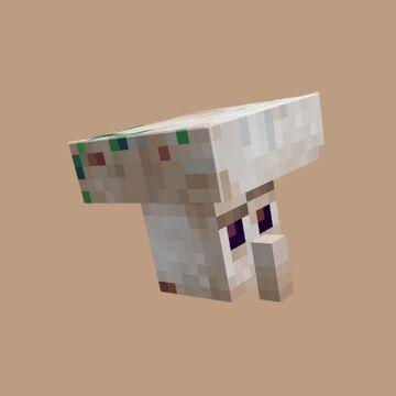 better iron golem Minecraft Texture Pack