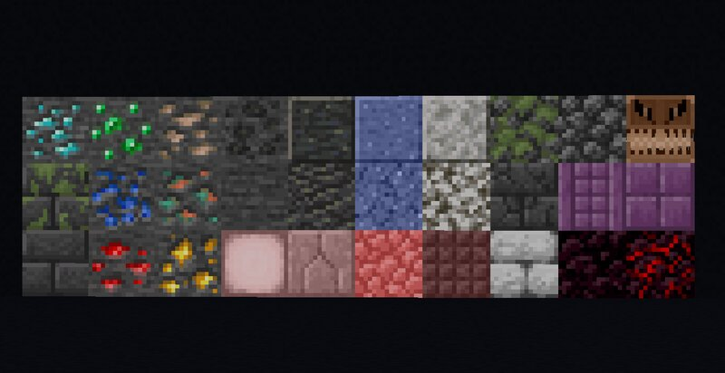 Some Blocks are diferents.