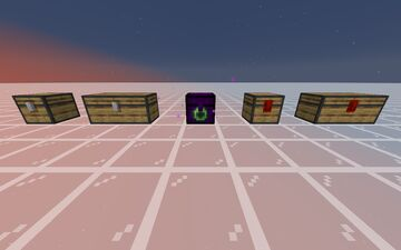 Jappa Chests Minecraft Texture Pack