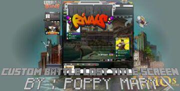 Urban Rivals - Custom Battle Lost Title Screen(Old Ui 2010-2011) Minecraft Texture Pack