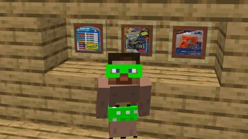 Shop Roleplay texture pack Minecraft Texture Pack