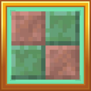 Uniform Waxed Copper (1.17.x - 1.18.x) Minecraft Texture Pack