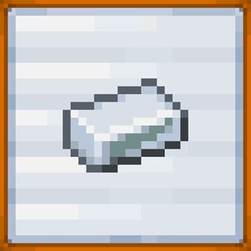 Silver/Platinum Iron! (Iron Nugget colors) Minecraft Texture Pack