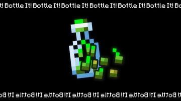 Bottle It! Minecraft Texture Pack