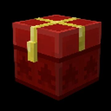 Christmas Chest Minecraft Texture Pack