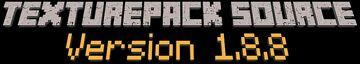 1.8.8 Source TexturePack Minecraft Texture Pack