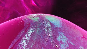 Pink Earth Sky Overlay Minecraft Texture Pack