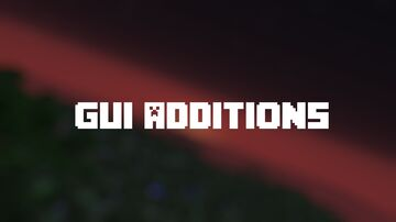 Gui Additions Minecraft Texture Pack