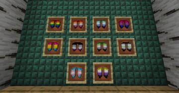 LGBT+ Elytras Minecraft Texture Pack
