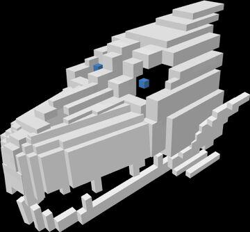 Ghast-er Blaster Minecraft Texture Pack