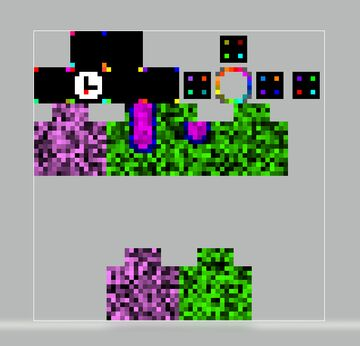 iBallisticClock Skin Pack Minecraft Texture Pack