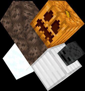Full Block Golems (Optifine) Minecraft Texture Pack