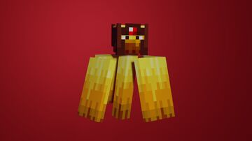 The Wildfire Minecraft Texture Pack