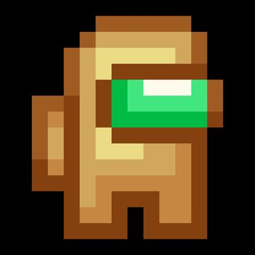 OG Among Us totem of undying Minecraft Texture Pack