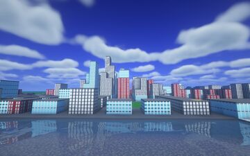 Super simple cities Minecraft Texture Pack