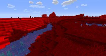 Red Minecraft Texture Packs 1.14 Minecraft Texture Pack