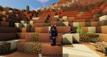 Aragon 3D item models - Project Aragon - By Northling64 Minecraft Texture Pack