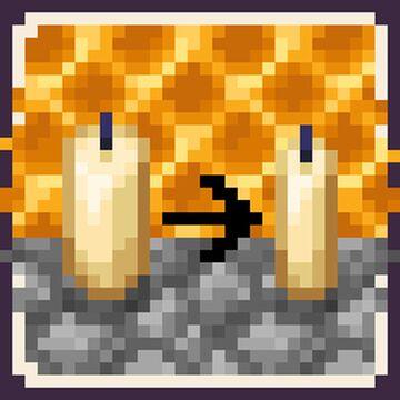 Slim Candle Item Minecraft Texture Pack