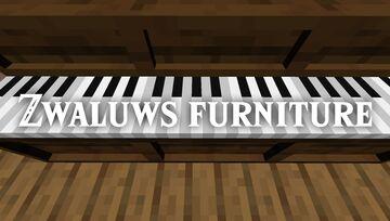 Zwaluws Furniture Minecraft Texture Pack