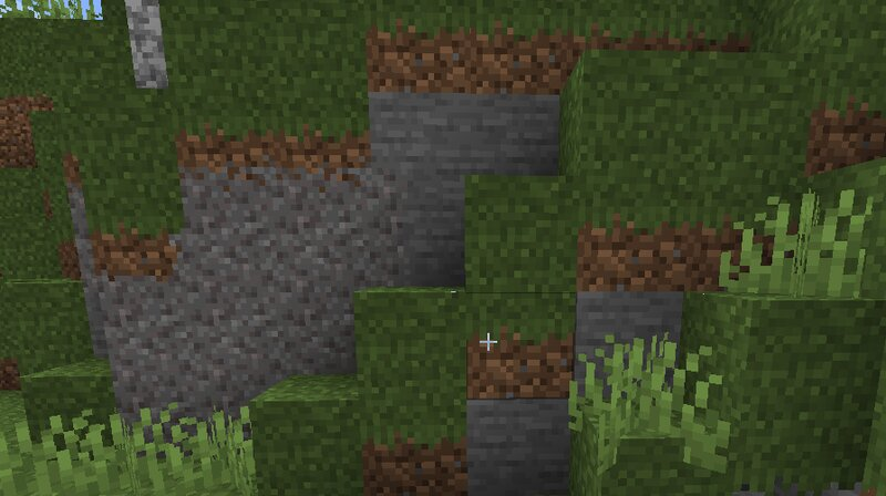 Some of the connected textures. The grass was made by Hubal check description!