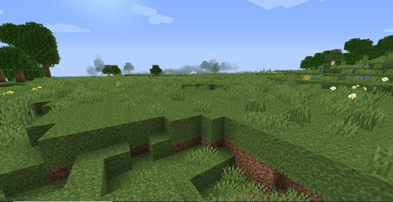 A simple plains.