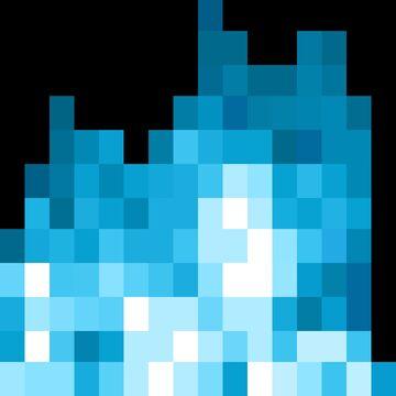Bluer Soul Fire (Java) Minecraft Texture Pack