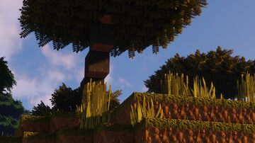 Subtle Realism v1.2:  Planks and More! Minecraft Texture Pack