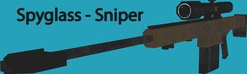 Sniper Elite [1.17.1] Minecraft Texture Pack