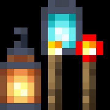 Enhanced Torches - 1.17.1 Minecraft Texture Pack