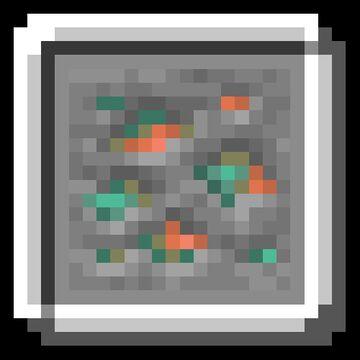 Randomized Copper Minecraft Texture Pack