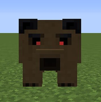 Panda to Bear  [ No Optifine Required ] Minecraft Texture Pack
