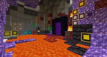 Simple Ores(and more) with borders pack Minecraft Texture Pack