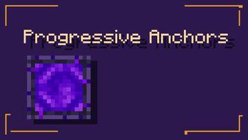 Progressive Anchors Minecraft Texture Pack