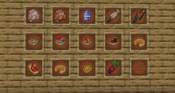 DJ's Simple Food Improvements Minecraft Texture Pack