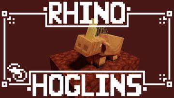 Rhino hoglins Minecraft Texture Pack