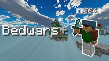 Bedwars+ │ A [100✫] Default Edit Minecraft Texture Pack