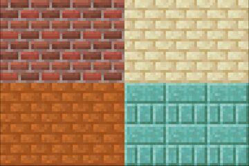 Better Bricks (1.8.9 and 1.16.4) Minecraft Texture Pack