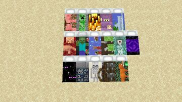 Bed Color Minecraft Texture Pack