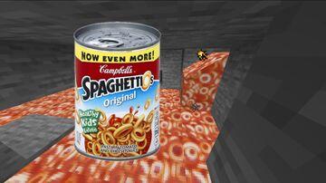 SpaghettiOs Lava Bedrock Texture Pack Minecraft Texture Pack