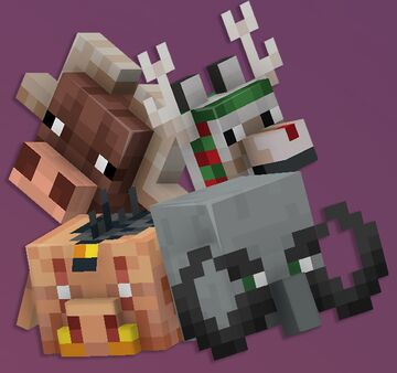 RP for roleplay Minecraft Texture Pack