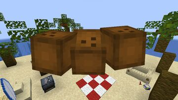 Coconuts Minecraft Texture Pack
