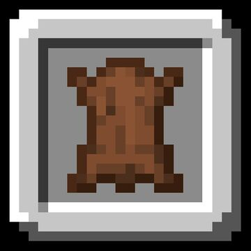 Brown Leather Minecraft Texture Pack