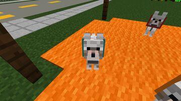 1.16.5 Mob Variety Minecraft Texture Pack