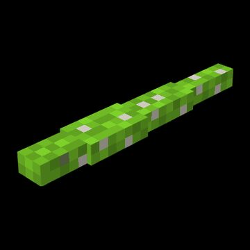 Snake silverfishes Minecraft Texture Pack