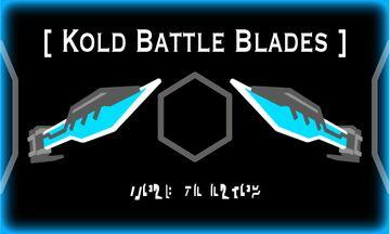 Kold Battle Blade V2 (Arm Blade Update) Minecraft Texture Pack